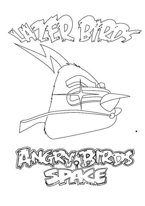 Angry Birds Kleurplaten Space by N 9 Kleurplaten Angry Bird Space