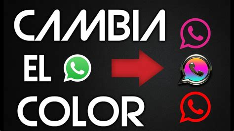 whatsapp color c 243 mo cambiar el color de whatsapp aplicaciones
