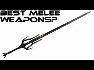 Warframe: Best Melee Weapon (U17) - YouTube