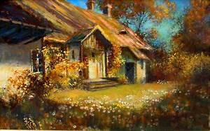 Old, Cottage, High, Definition, Wallpaper, For, Desktop ...