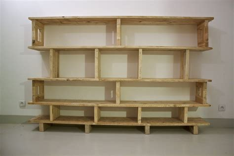 tuto tema étagère en bois de récupération