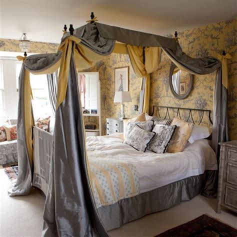 curtain bed 15 amazing canopy bed curtains design ideas rilane