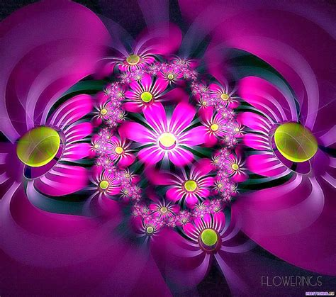 Animated Moving Flower Wallpaper - animated flowers