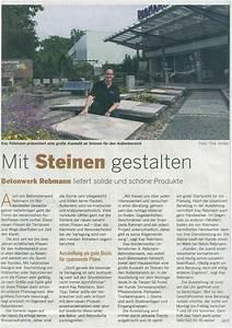 Mit Steinen Gestalten : mit steinen gestalten norderstedter zeitung rebmann betonsteinwerk gmbh ~ Sanjose-hotels-ca.com Haus und Dekorationen