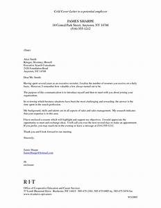 letter to potential employer the letter sample With how to write a prospective cover letter