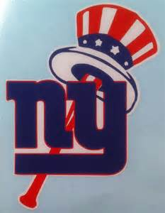 Yankees Giants Logo