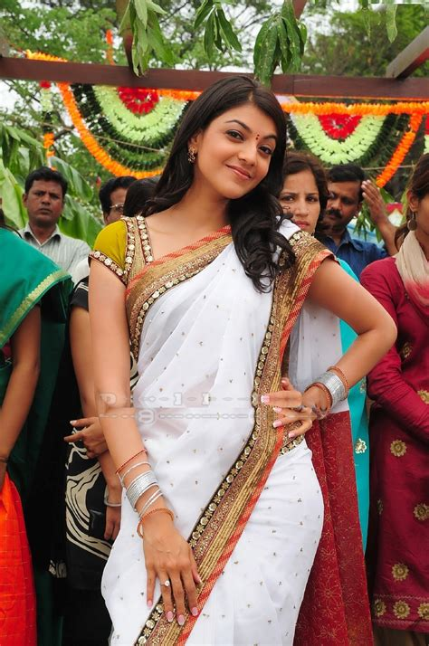 kajal agarwal wedding saree pics bridal jewellery