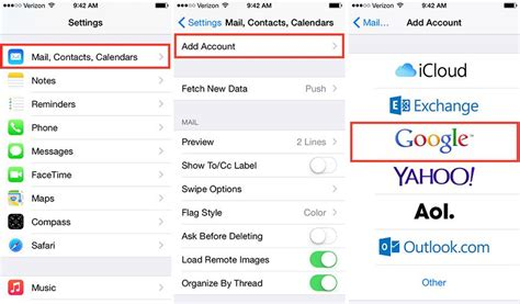 sync contacts to phone how to sync your iphone and contacts fullcontact