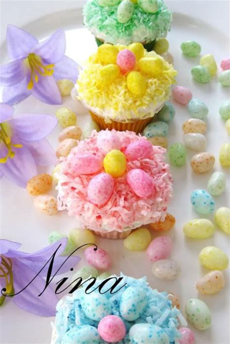 Decorating Ideas For Easter Cupcakes by 35 Adorable Easter Cupcake Ideas