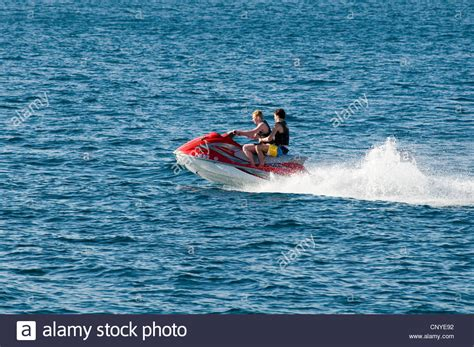 Motorcycle Boat by Jet Ski Jetski Skis Jetskis Sea Water Boat Ride