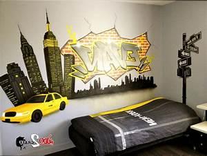 deco chambre ny gawwalcom With deco new york pour chambre