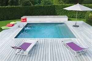 Piscine Avec Terrasse Bois : plancher bois exterieur pour piscine menuiserie ~ Nature-et-papiers.com Idées de Décoration
