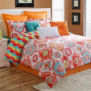 Colorful Comforter Sets Queen : Open Glass Wall Bedroom