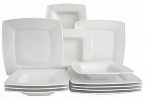 Tafelservice Modernes Design : creatable tafelservice porzellan victoria 12 teilig ~ Michelbontemps.com Haus und Dekorationen