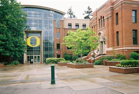 University Of Oregon  Kcs Blog Campus Spotlights