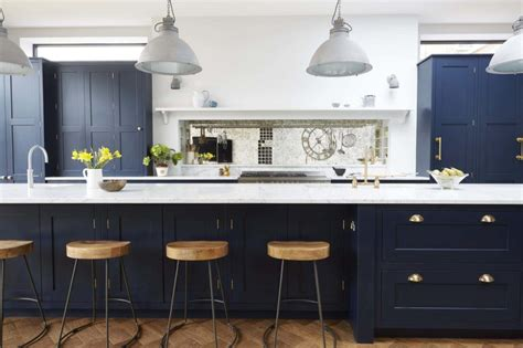 midnight blue kitchen cabinets kitchen and metals combination images kitchen magazine 7501