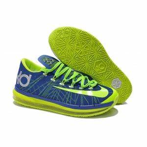 Shop line Nike KD 6 VI Elite Royal Blue Neon Green