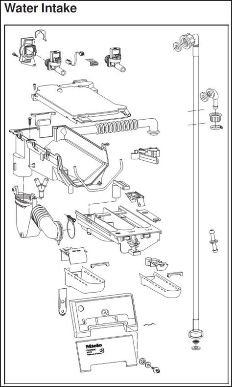 miele parts diagram 19 wiring diagram images wiring
