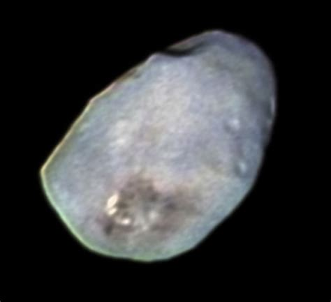 Pluto's Small Moon Nix is Covered in Relatively Pure Water ...