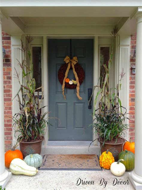 adorable diy fall porch ideas