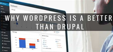 10 Facts Why Wordpress Is A Better Cms Than Drupal?