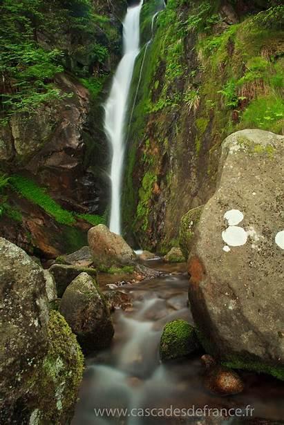 Cascade Rudlin Vosges Verra Vers Cascades Plainfaing