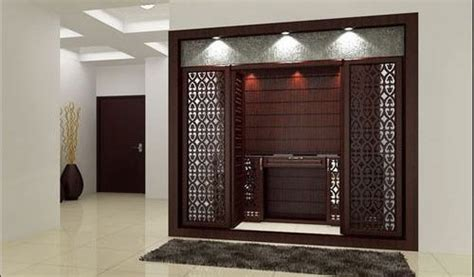 prayer unit pooja room designers  bangalore