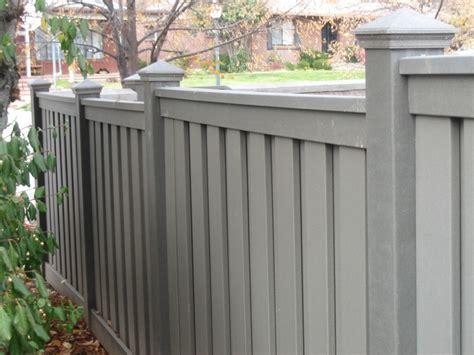 Composite Fencing Panels Ideas