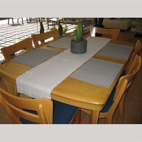 Heywood Wakefield Dining Set Ebay by Vintage Heywood Wakefield Dining Set Table And 6 Chairs Ebay