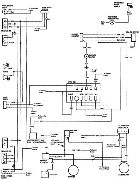 77 Gm Ignition Wiring Diagram by Repair Guides