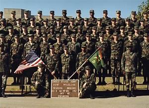Fort Mcclellan, AL - 1987,Fort McClellan,D-40,1st Platoon ...