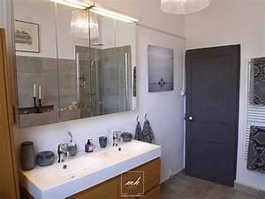 une salle de bain design quels materiaux choisir With materiaux pour salle de bain