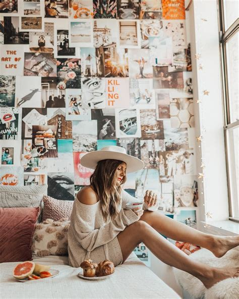 With our wall decal bird ave ohio state buckeyes red a favorite inspirational art can stand out on every room in any bedroom heidi caillier opted for women scandinavian mid. pinterest & instagram || @yjessicax | Creative bedroom ...
