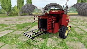 New Holland Bigbaler 980 V2 1 For Farming Simulator 2017
