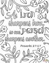 Coloring Iron Pages Sharpens Person Another Printable Drawing sketch template