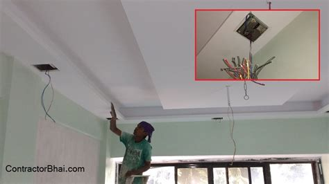 interior home painting cost things to about false ceiling contractorbhai
