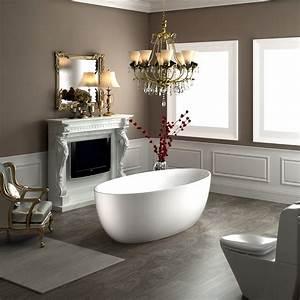 Acryl Badewanne Reinigen : freistehende badewanne terra acryl 186 x 88 cm wei ~ Lizthompson.info Haus und Dekorationen