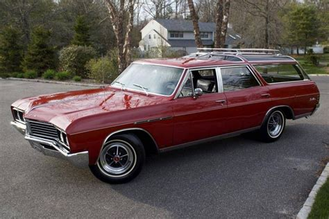 1966 Buick Sport Wagon by 1967 Buick Sport Wagon Roof