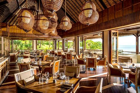 eat at island in kitchen jimbaran restaurants where and what to eat in