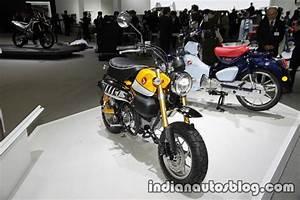 Honda Monkey 125 : honda monkey 125 abs 2018 adventure rider ~ Melissatoandfro.com Idées de Décoration