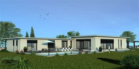 beautiful villa plain pied de luxe contemporary awesome interior home satellite delight us