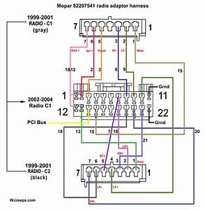 2 Din Car Stereo Wiring Diagram