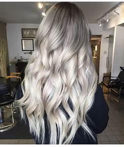 Blond Grau Haarfarbe : 1001 ideen f r silberblond als haarfarbe die ihnen inspirieren ~ Frokenaadalensverden.com Haus und Dekorationen