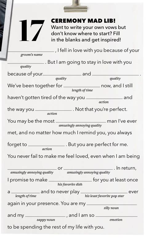 Wedding Vows For Her Examples