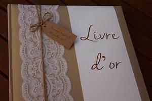 Livre D Or Mariage Champetre : livre d 39 or gamme mariage champ tre chic tons naturels ~ Dode.kayakingforconservation.com Idées de Décoration