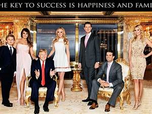 Donald Trump: Interview At Home With Trump Family: Take a ...