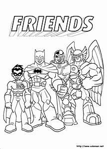 Dibujos para colorear de dc comics for Whatdoeselectricalresistancemeanjpg