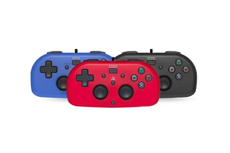 Horis New Miniature Ps4 Controller Looks Adorable The Verge