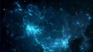 Blue Nebula 822102 - WallDevil