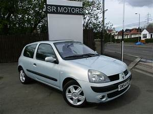 2004 Renault Clio 1 2 16v Dynamique Years Mot 3 Months